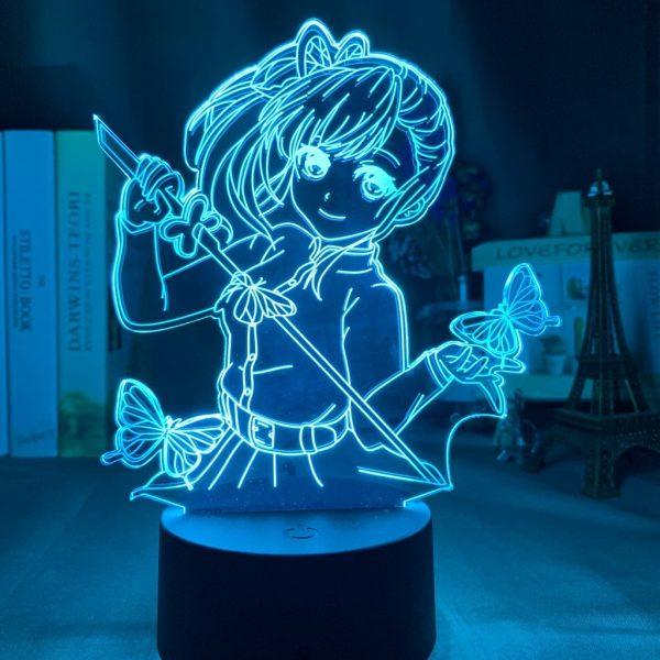 IMG 3912 - Anime 3D lamp