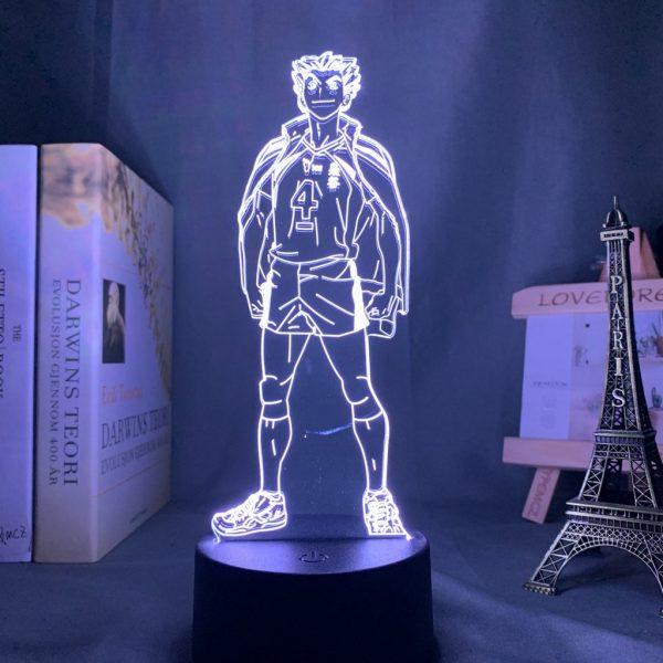 IMG 3935 - Anime 3D lamp