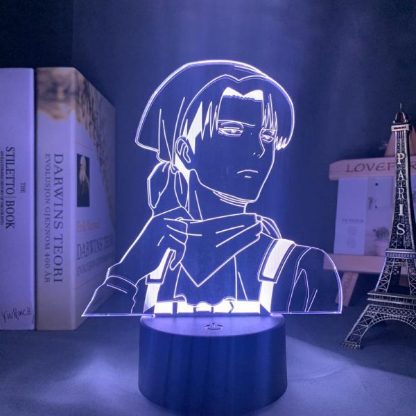 IMG 3997 - Anime 3D lamp
