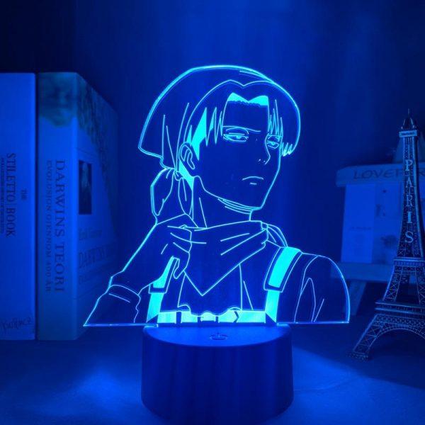 IMG 3999 - Anime 3D lamp