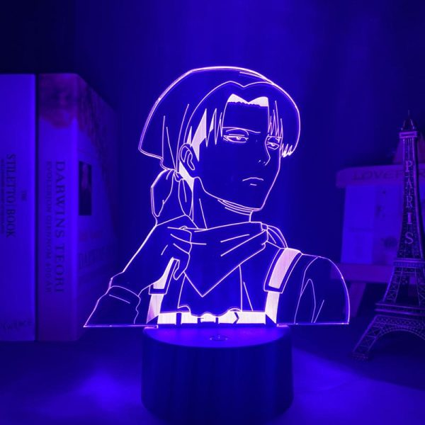 IMG 4001 - Anime 3D lamp