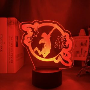 HINATA SPIKE LED ANIME LAMP (HAIKYUU!!) Otaku0705 TOUCH Official Anime Light Lamp Merch