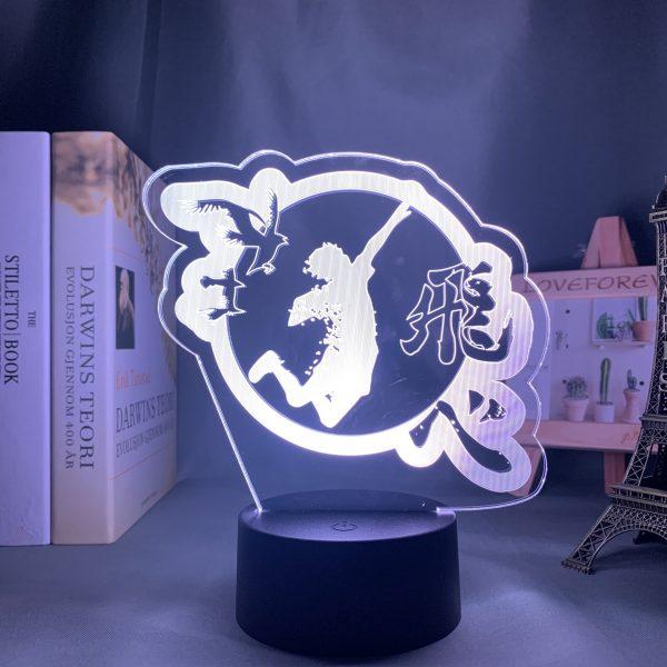 IMG 4021 - Anime 3D lamp
