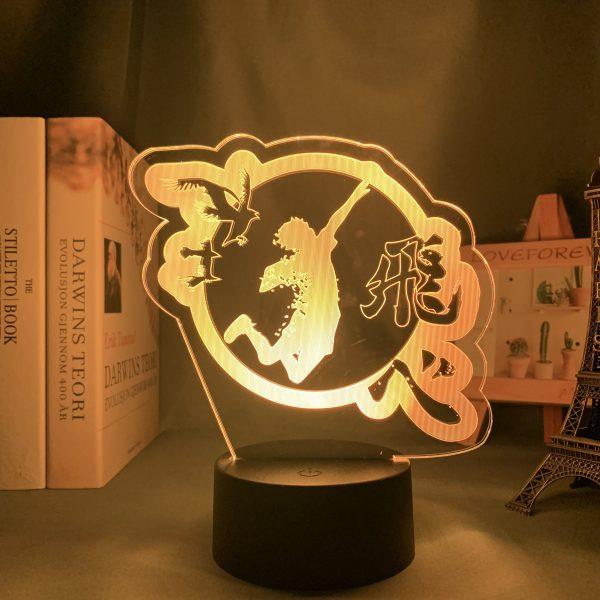 IMG 4022 - Anime 3D lamp