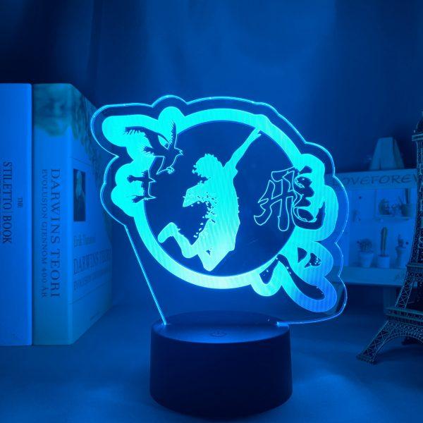 IMG 4023 - Anime 3D lamp