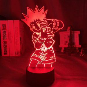 GON LED ANIME LAMP (HUNTER X HUNTER) Otaku0705 TOUCH Official Anime Light Lamp Merch