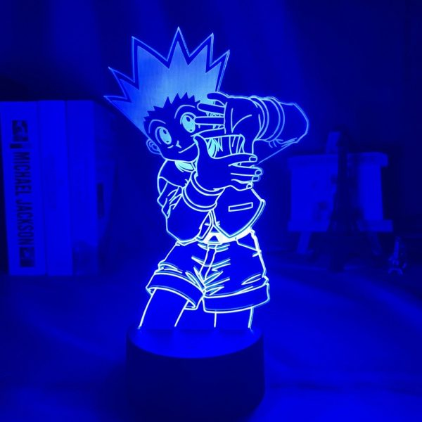 IMG 4049 - Anime 3D lamp