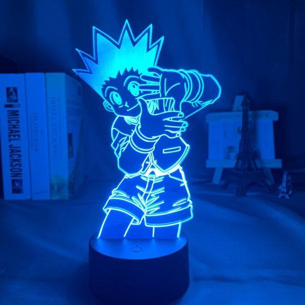 IMG 4052 - Anime 3D lamp