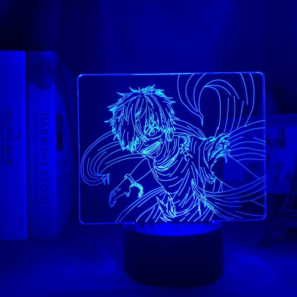 IMG 4415 - Anime 3D lamp