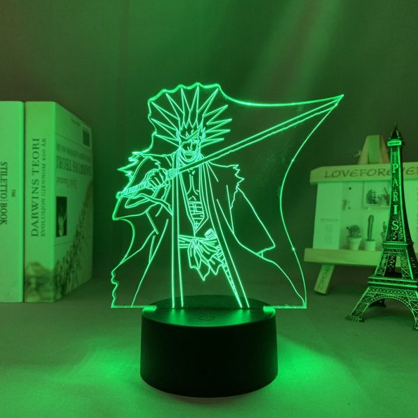 IMG 4431 - Anime 3D lamp
