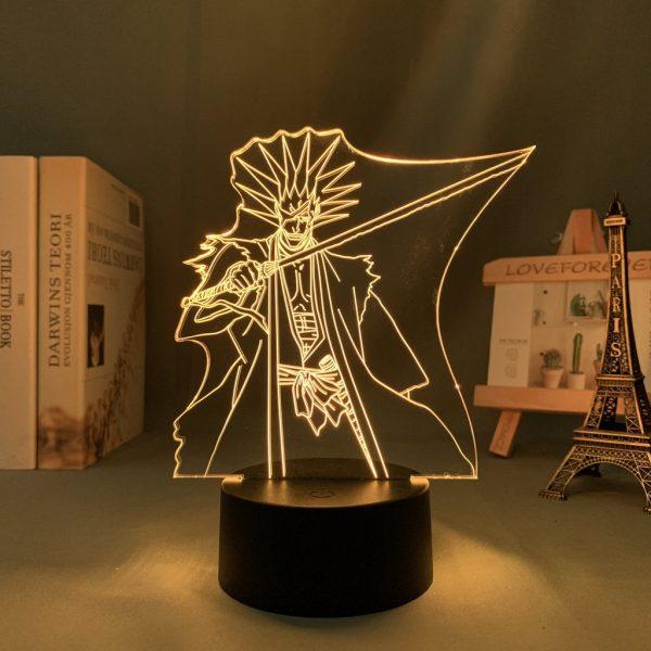 IMG 4434 - Anime 3D lamp