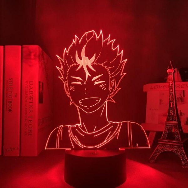NISHINOYA SMILE LED ANIME LAMP (HAIKYUU!!) Otaku0705 TOUCH +(REMOTE) Official Anime Light Lamp Merch