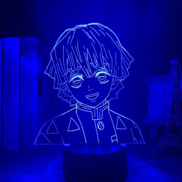 IMG 4512 - Anime 3D lamp