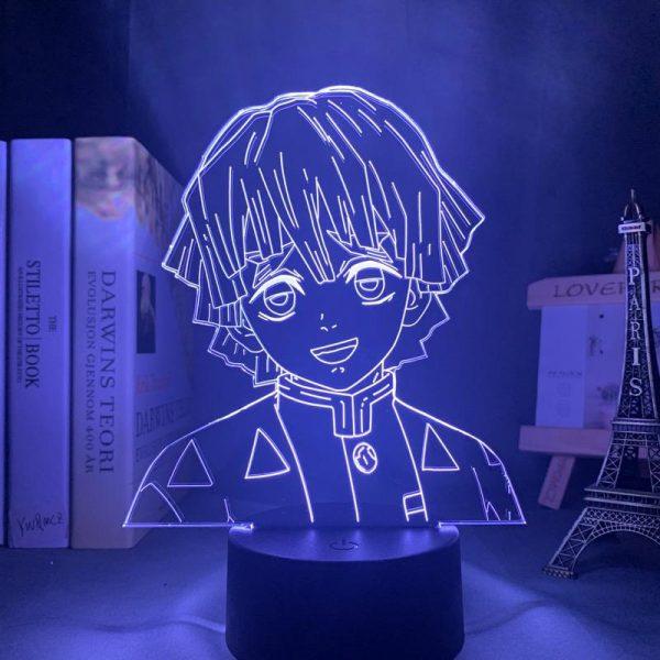 IMG 4513 - Anime 3D lamp