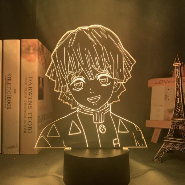 IMG 4514 - Anime 3D lamp