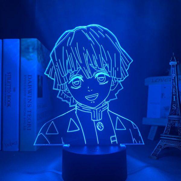 IMG 4515 - Anime 3D lamp