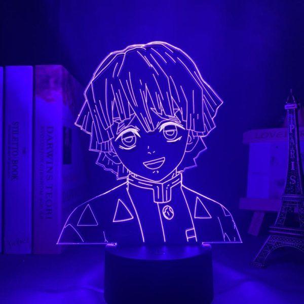 IMG 4516 - Anime 3D lamp