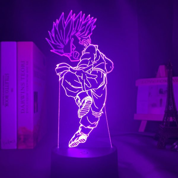 IMG 4571 - Anime 3D lamp