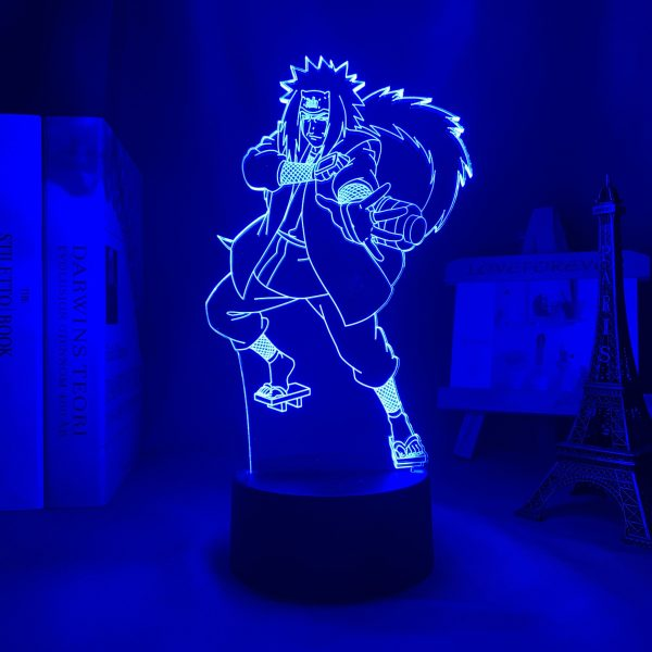 IMG 4592 - Anime 3D lamp