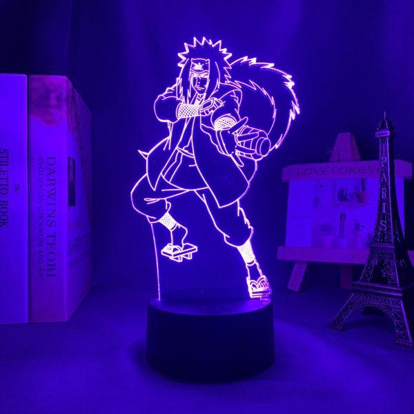 IMG 4596 - Anime 3D lamp