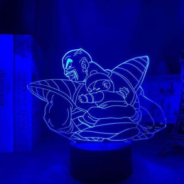 IMG 4622 - Anime 3D lamp