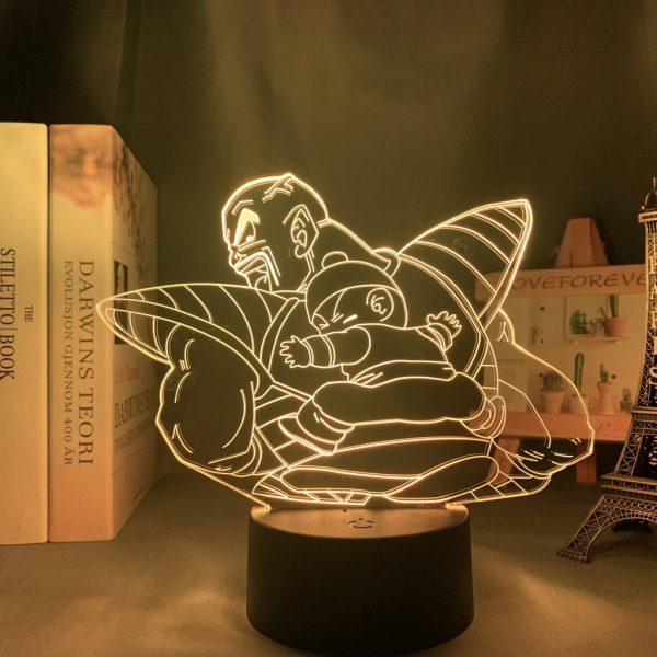 IMG 4624 - Anime 3D lamp