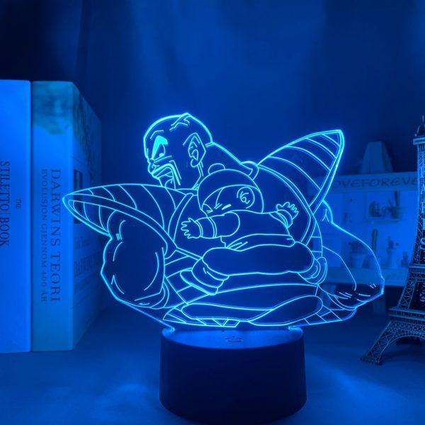IMG 4625 - Anime 3D lamp