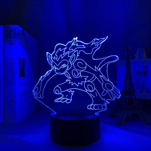 IMG 4702 - Anime 3D lamp