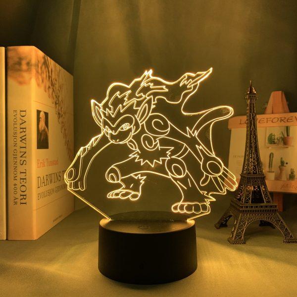 IMG 4704 - Anime 3D lamp
