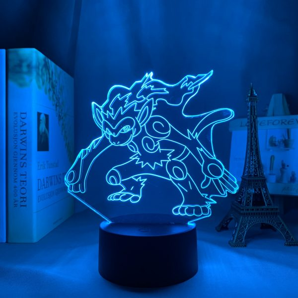 IMG 4705 - Anime 3D lamp