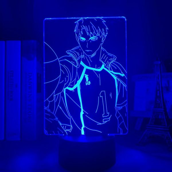 IMG 4708 - Anime 3D lamp