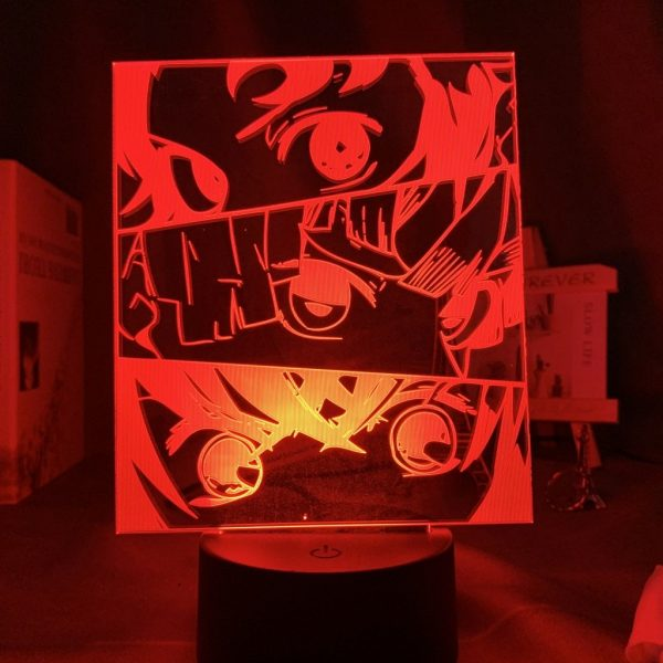 TANJIROU X ZENITSU X INOSUKE LED ANIME LAMP (DEMON SLAYER) Otaku0705 TOUCH +(REMOTE) Official Anime Light Lamp Merch