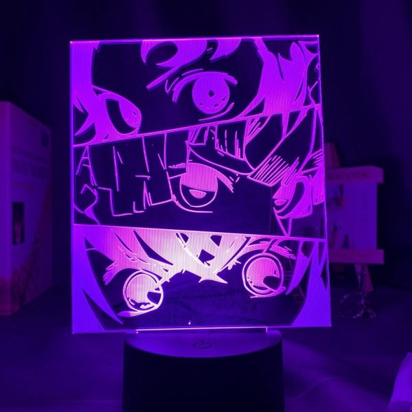 IMG 4794 - Anime 3D lamp