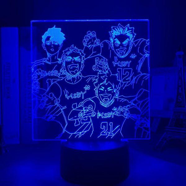IMG 4807 - Anime 3D lamp