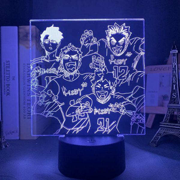 IMG 4808 - Anime 3D lamp