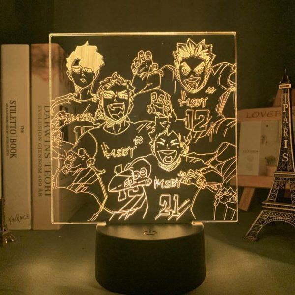 IMG 4809 - Anime 3D lamp