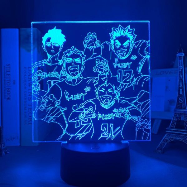 IMG 4810 - Anime 3D lamp