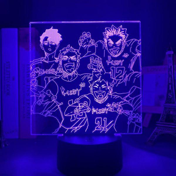 IMG 4811 - Anime 3D lamp