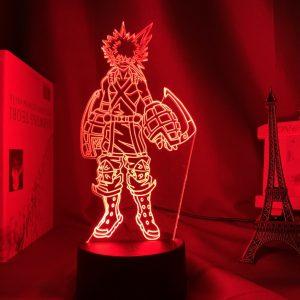 BAKUGO+ LED ANIME LAMP (MY HERO ACADEMIA) Otaku0705 TOUCH Official Anime Light Lamp Merch