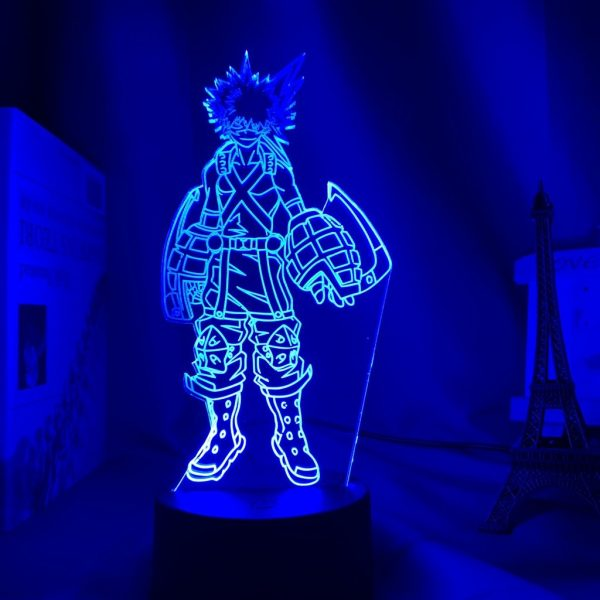 IMG 4827 - Anime 3D lamp
