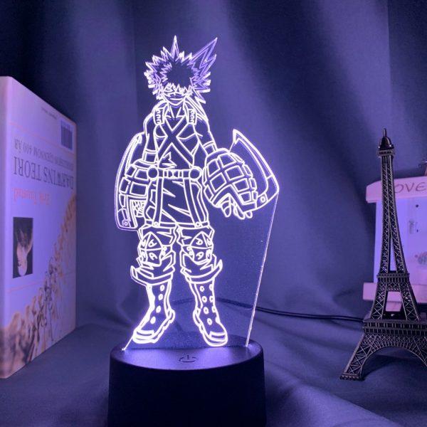 IMG 4828 - Anime 3D lamp