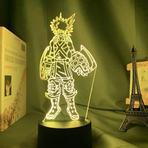 IMG 4829 - Anime 3D lamp