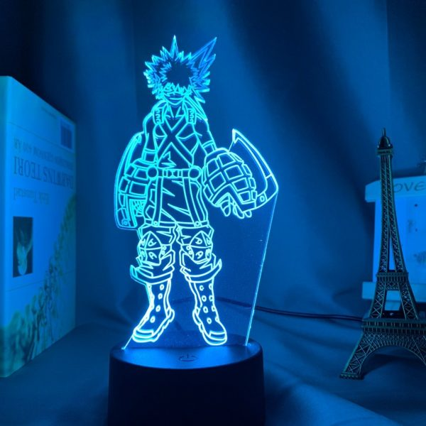 IMG 4830 - Anime 3D lamp