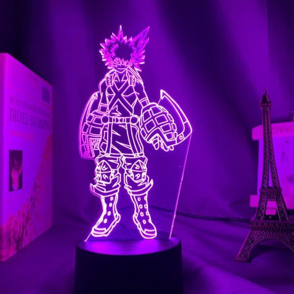 IMG 4831 - Anime 3D lamp