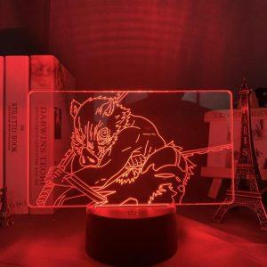 INOSUKE LED ANIME LAMP (DEMON SLAYER) Otaku0705 TOUCH Official Anime Light Lamp Merch