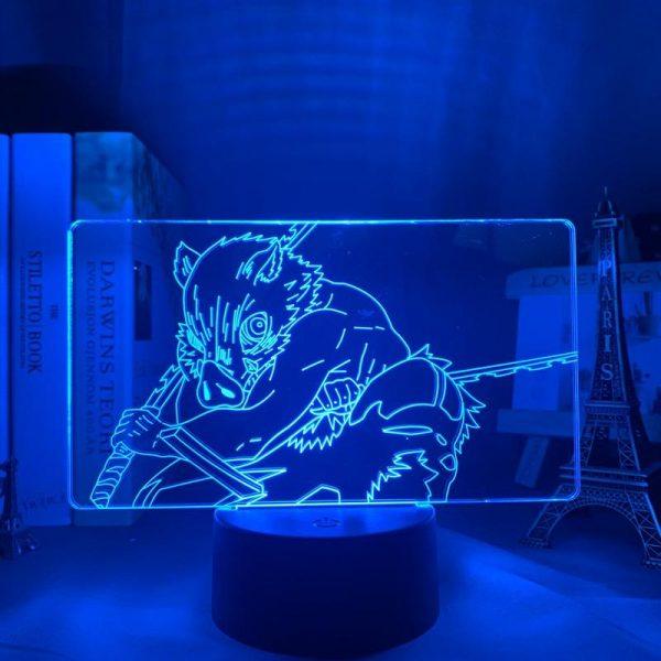 IMG 4852 - Anime 3D lamp