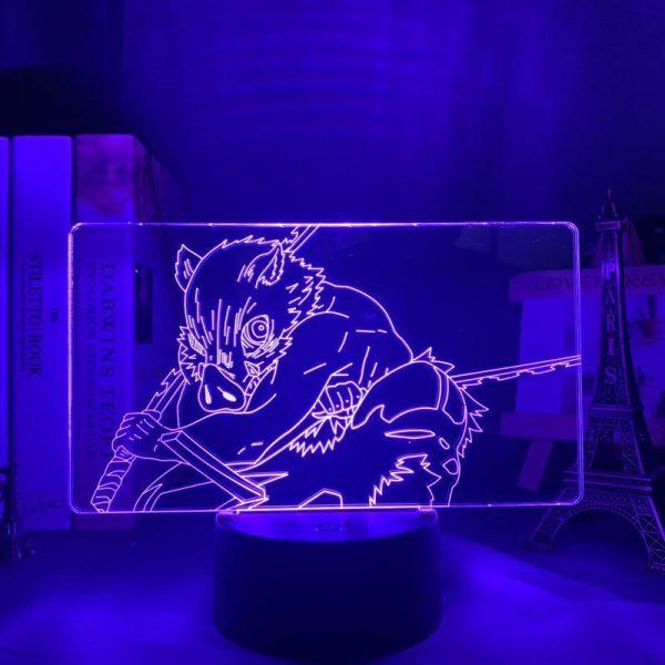 IMG 4853 - Anime 3D lamp