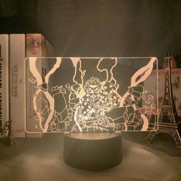 IMG 4880 - Anime 3D lamp