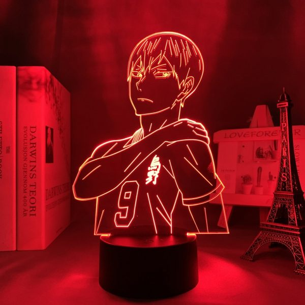 KAGEYAMA STRETCH LED ANIME LAMP (HAIKYUU!!) Otaku0705 TOUCH +(REMOTE) Official Anime Light Lamp Merch