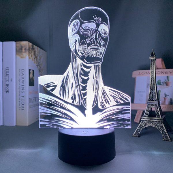 IMG 4960 - Anime 3D lamp
